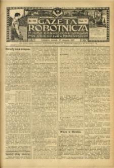 Gazeta Robotnicza, 1907, R. 17, nr 103