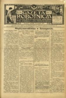 Gazeta Robotnicza, 1907, R. 17, nr 104