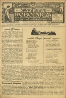 Gazeta Robotnicza, 1911, R. 21, nr 5