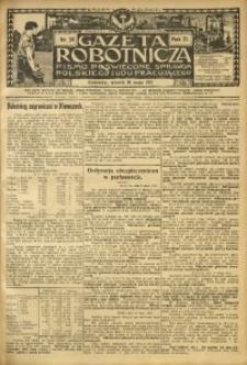Gazeta Robotnicza, 1911, R. 21, nr 56