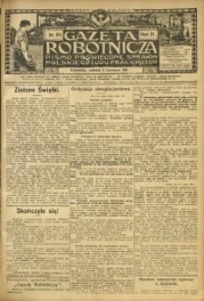 Gazeta Robotnicza, 1911, R. 21, nr 64