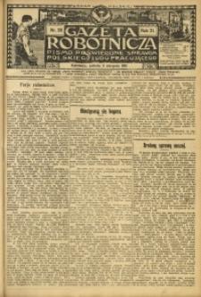 Gazeta Robotnicza, 1911, R. 21, nr 90