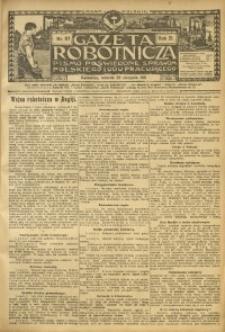 Gazeta Robotnicza, 1911, R. 21, nr 97