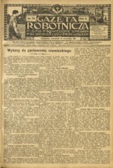 Gazeta Robotnicza, 1911, R. 21, nr 110