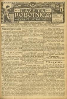 Gazeta Robotnicza, 1911, R. 21, nr 114
