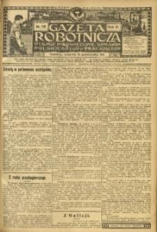 Gazeta Robotnicza, 1911, R. 21, nr 119