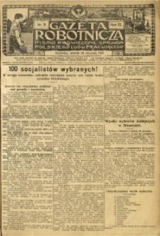Gazeta Robotnicza, 1912, R. 22, nr 9