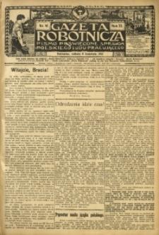 Gazeta Robotnicza, 1912, R. 22, nr 41