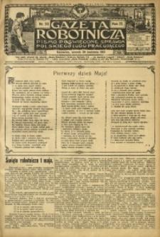 Gazeta Robotnicza, 1912, R. 22, nr 50