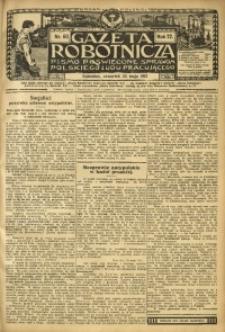 Gazeta Robotnicza, 1912, R. 22, nr 60
