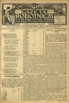 Gazeta Robotnicza, 1912, R. 22, nr 71