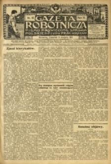 Gazeta Robotnicza, 1912, R. 22, nr 92