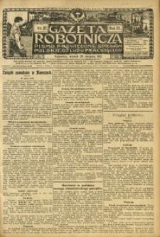 Gazeta Robotnicza, 1912, R. 22, nr 97