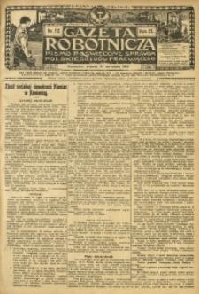 Gazeta Robotnicza, 1912, R. 22, nr 112