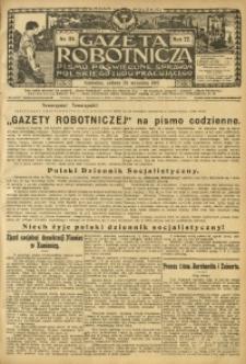 Gazeta Robotnicza, 1912, R. 22, nr 114