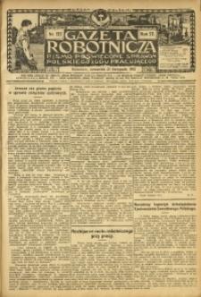 Gazeta Robotnicza, 1912, R. 22, nr 137