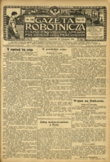 Gazeta Robotnicza, 1912, R. 22, nr 140