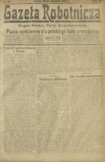 Gazeta Robotnicza, 1921, R. 26, nr 20