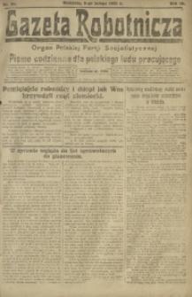 Gazeta Robotnicza, 1921, R. 26, nr 29