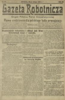 Gazeta Robotnicza, 1921, R. 26, nr 41