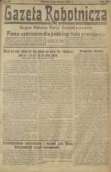 Gazeta Robotnicza, 1921, R. 26, nr 54