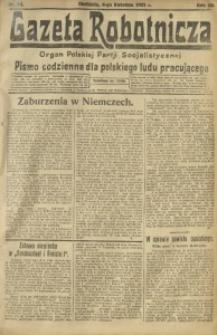 Gazeta Robotnicza, 1921, R. 26, nr 75