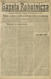 Gazeta Robotnicza, 1921, R. 26, nr 88