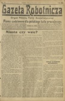 Gazeta Robotnicza, 1921, R. 26, nr 97