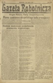 Gazeta Robotnicza, 1921, R. 26, nr 99