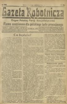 Gazeta Robotnicza, 1921, R. 26, nr 121