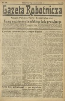 Gazeta Robotnicza, 1921, R. 26, nr 126