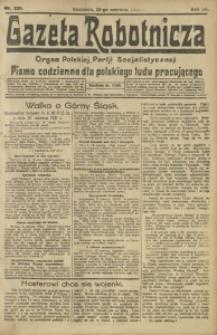 Gazeta Robotnicza, 1921, R. 26, nr 129