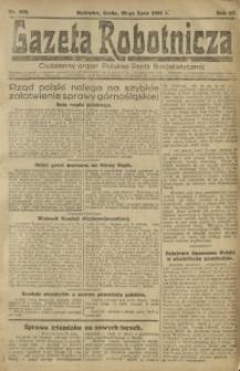 Gazeta Robotnicza, 1921, R. 26, nr 160