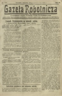Gazeta Robotnicza, 1921, R. 26, nr 238