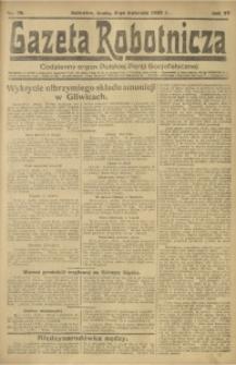 Gazeta Robotnicza, 1922, R. 27, nr 78