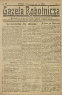 Gazeta Robotnicza, 1922, R. 27, nr 126