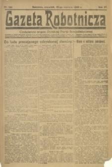 Gazeta Robotnicza, 1922, R. 27, nr 144