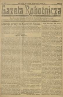 Gazeta Robotnicza, 1922, R. 27, nr 170