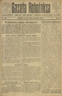 Gazeta Robotnicza, 1922, R. 27, nr 222