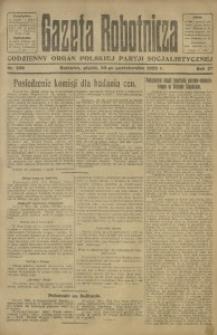 Gazeta Robotnicza, 1922, R. 27, nr 239