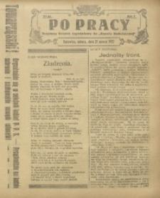 Po Pracy, 1922, R. 7, nr 13