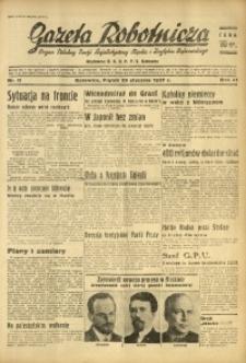 Gazeta Robotnicza, 1937, R. 41, nr 25