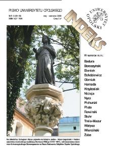 Indeks : pismo Uniwersytetu Opolskiego. 2008, nr 5-6 (89-90)