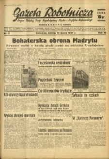 Gazeta Robotnicza, 1937, R. 41, nr 67