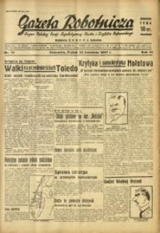 Gazeta Robotnicza, 1937, R. 41, nr 104