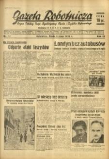 Gazeta Robotnicza, 1937, R. 41, nr 115
