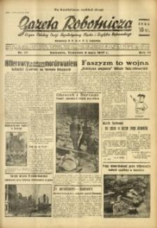 Gazeta Robotnicza, 1937, R. 41, nr 117