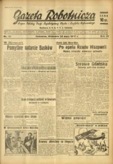 Gazeta Robotnicza, 1937, R. 41, nr 139