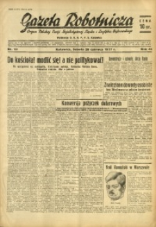 Gazeta Robotnicza, 1937, R. 41, nr 164