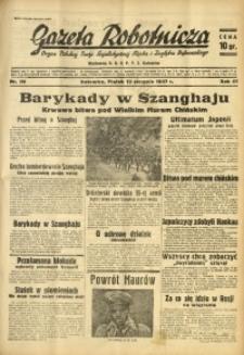 Gazeta Robotnicza, 1937, R. 41, nr 208